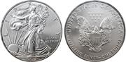 UNITED STATES SILVER EAGLE - 1986 TO PRESENT